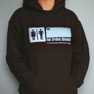 Image of My - Has Crohn's Disease Hoodie