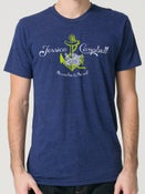 """Image of """"Anchor"""" Tee by American Apparel"""