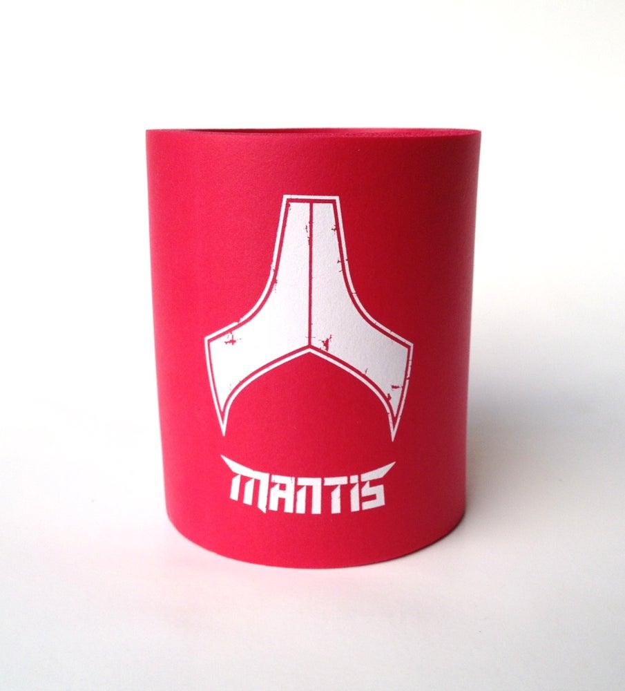 Image of Mantis - Beverage koozie Elk Antler