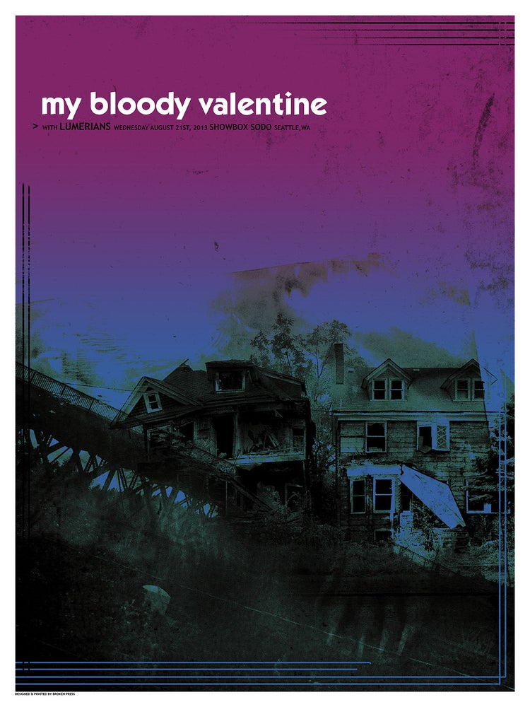 Image of My Bloody Valentine - Seattle,WA
