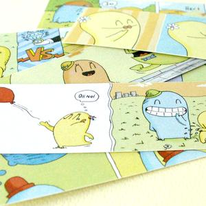 Image of Puntos de libro - Sentimientos
