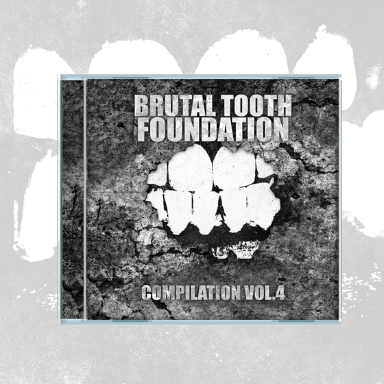 Image of Brutal Tooth Foundation Compilation VOL. 4