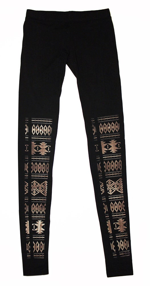 "Image of ""Traditional"" Legging - Black"