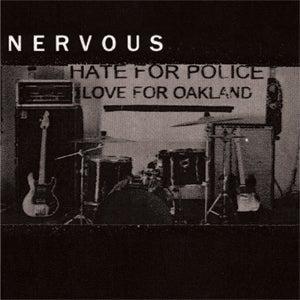 """Image of Nervous - Self-titled 12""""LP"""