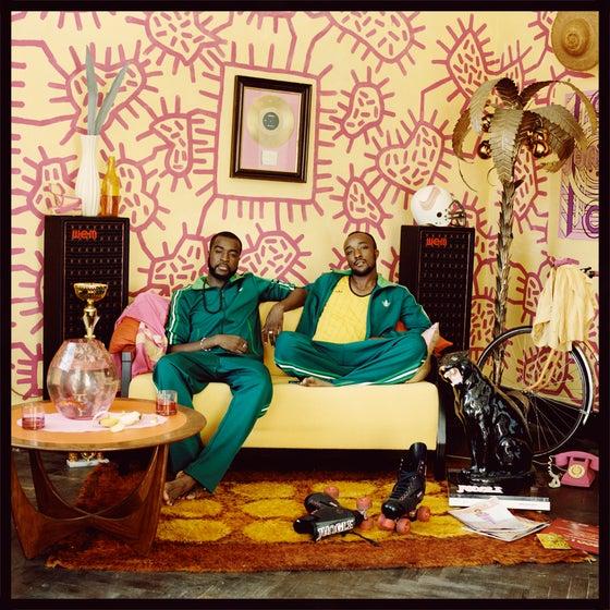 Image of [B3SR 001] Jungle - The Heat (EP)