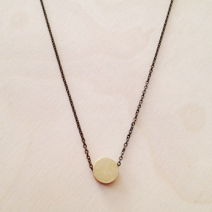 Image of DAILY PILL NECKLACE