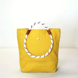 Image of MOLTON TOTE Warm Yellow (T)