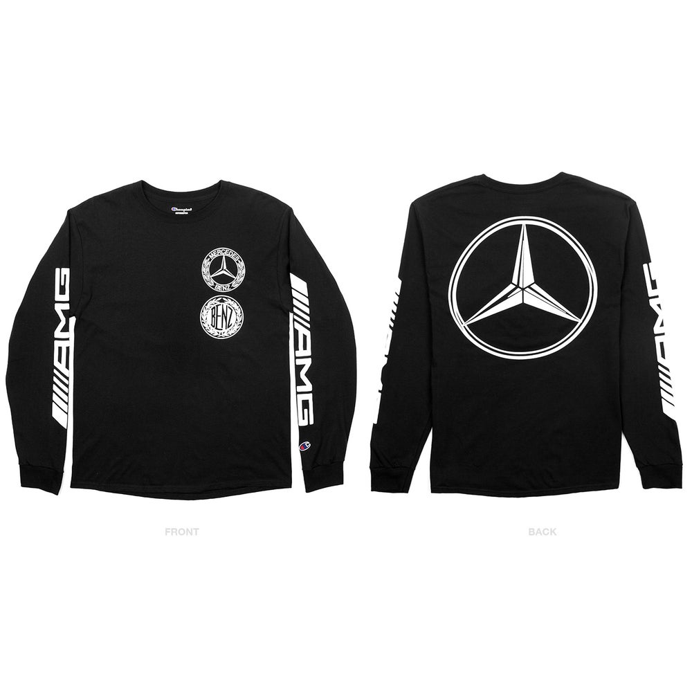 Image of BENZ TEE