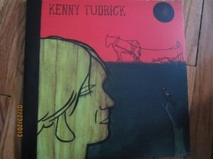 Image of Kenny Tudrick S/T Double LP Detroit Laurel Canyon Neil Young