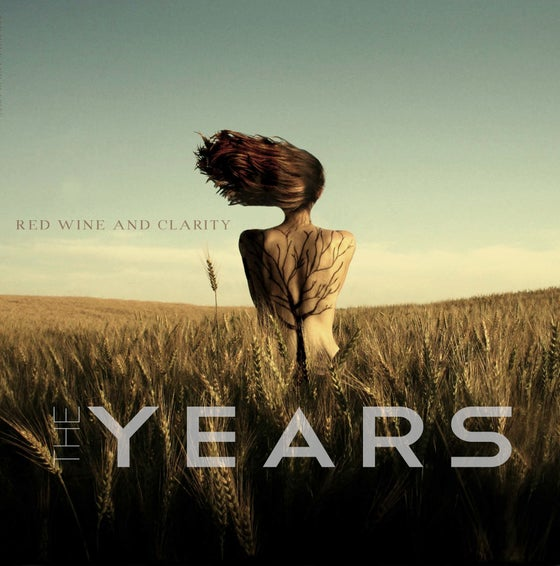 Image of The Years - Red Wine And Clarity LP