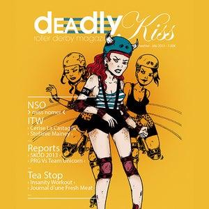 Image of Deadly Kiss #1 - Epuisé / SOLD OUT !