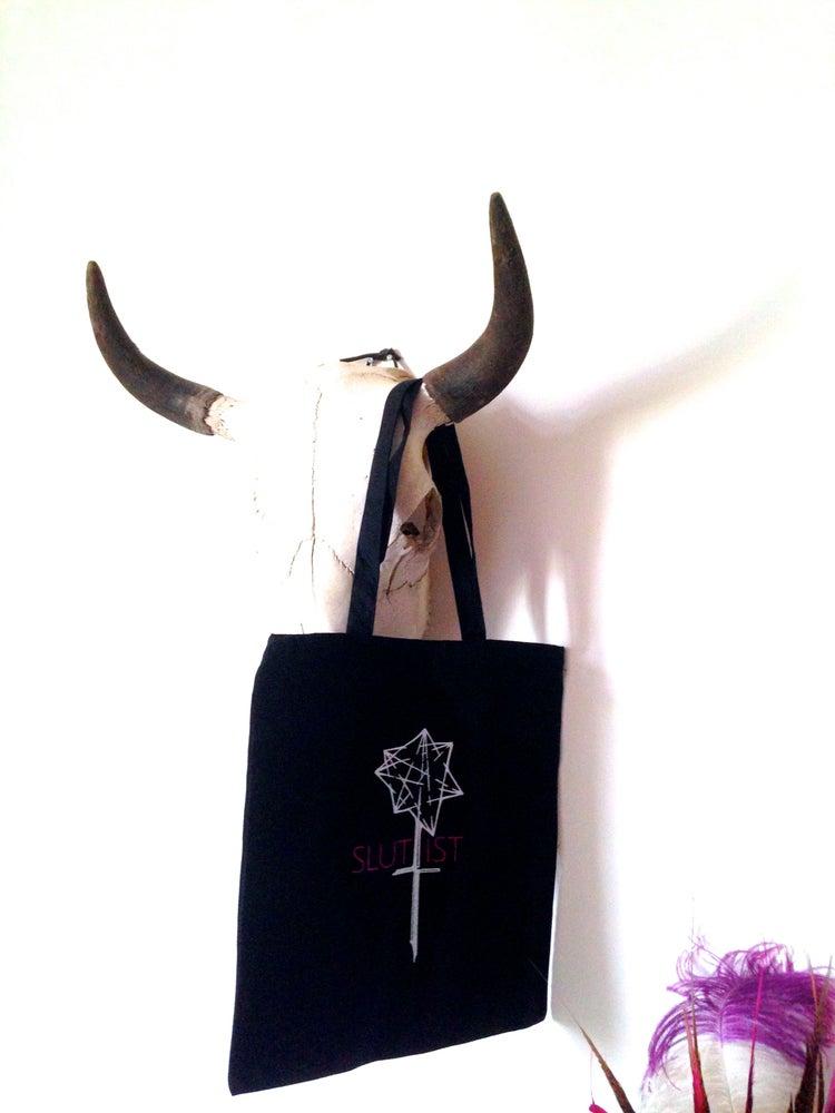 Image of Slutist Tote Bag
