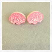 Image of Brain Earrings - Introductory Price