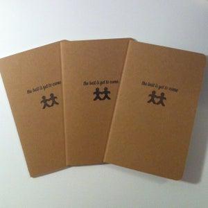 Image of Customized Wedding Journals