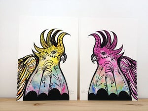 Image of Cocky Prints