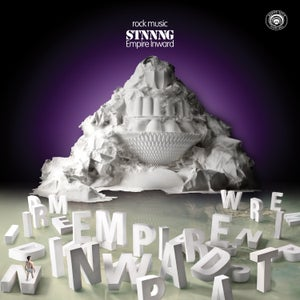 Image of STNNNG - Empire Inward (LP)
