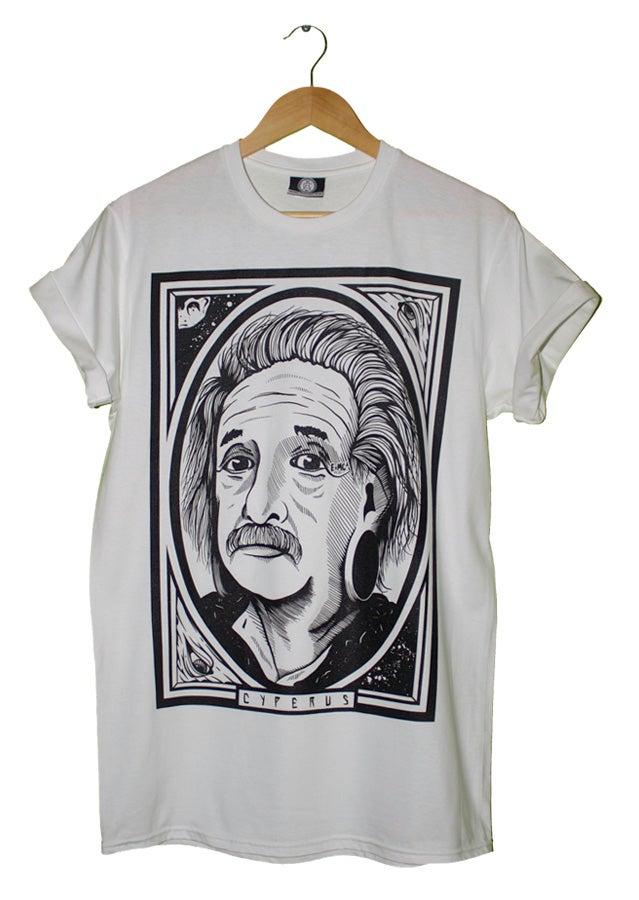 Image of Albert Einstein Tee