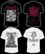 Image of GASTRORREXIS T-SHIRTS