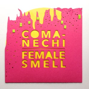 "Image of Comanechi / Female Smell 7"" + digital"