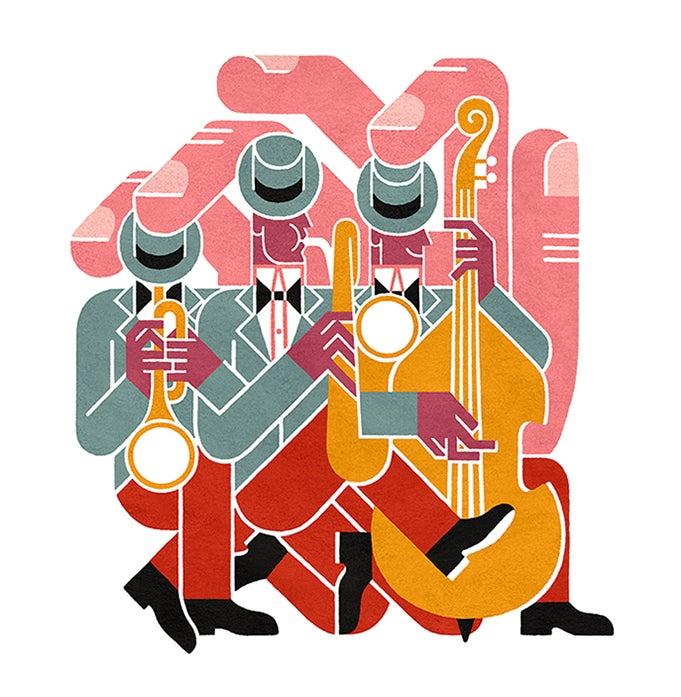 Image of Jazz Hand