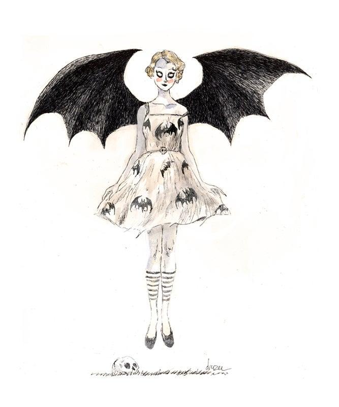 Image of Vampire Follies-Black Dove
