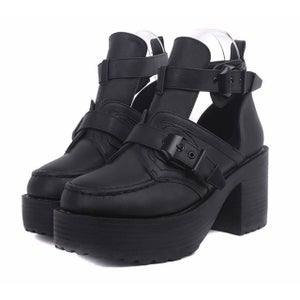 Image of The Liyah Boot in All-Black
