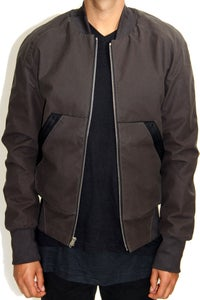 Image of Charcoal Bomber FW13