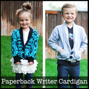 Image of Paperback Writer Cardigan