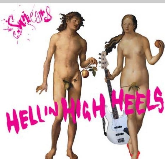 Image of Limited Edition Hell in High Heels Pink Vinyl