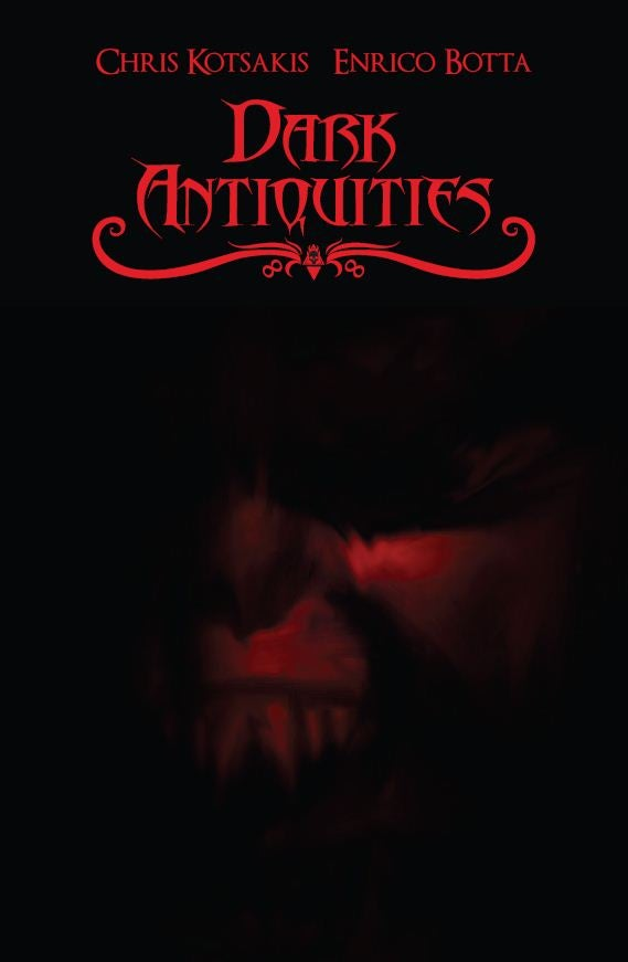 Image of Dark Antiquities Preview issue #1