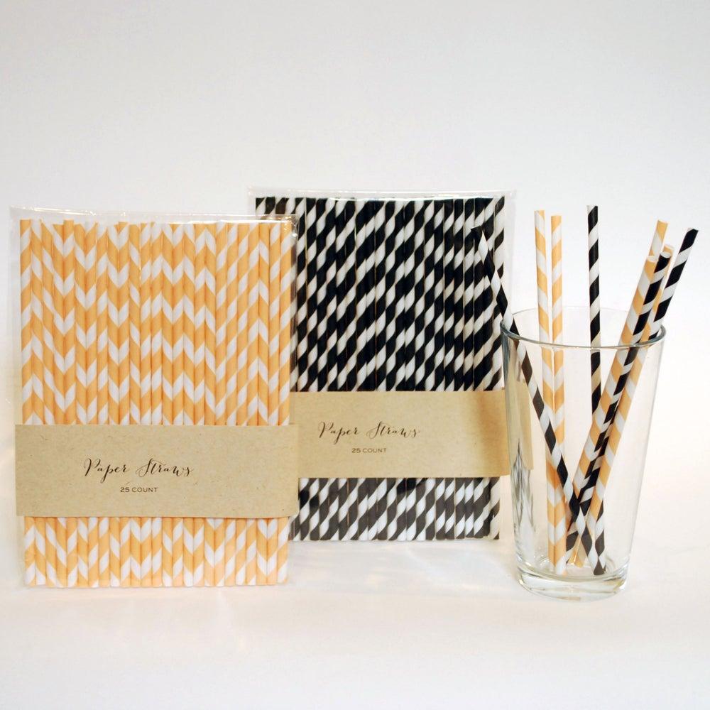 Image of Paper Straws