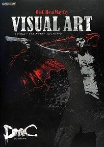 Image of DMC Devil May Cry Visual Art