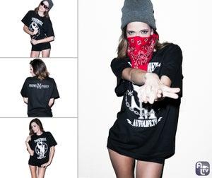 Image of Streetmetal x AutoLife TV Shirt
