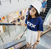 Image of [PO] XXX Crop Tee