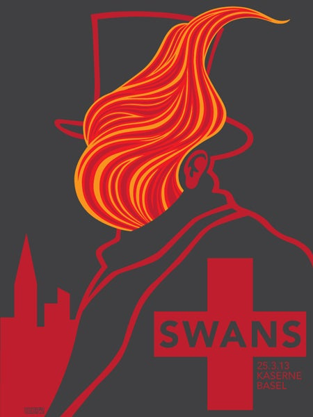 Image of Swans Basel CHE