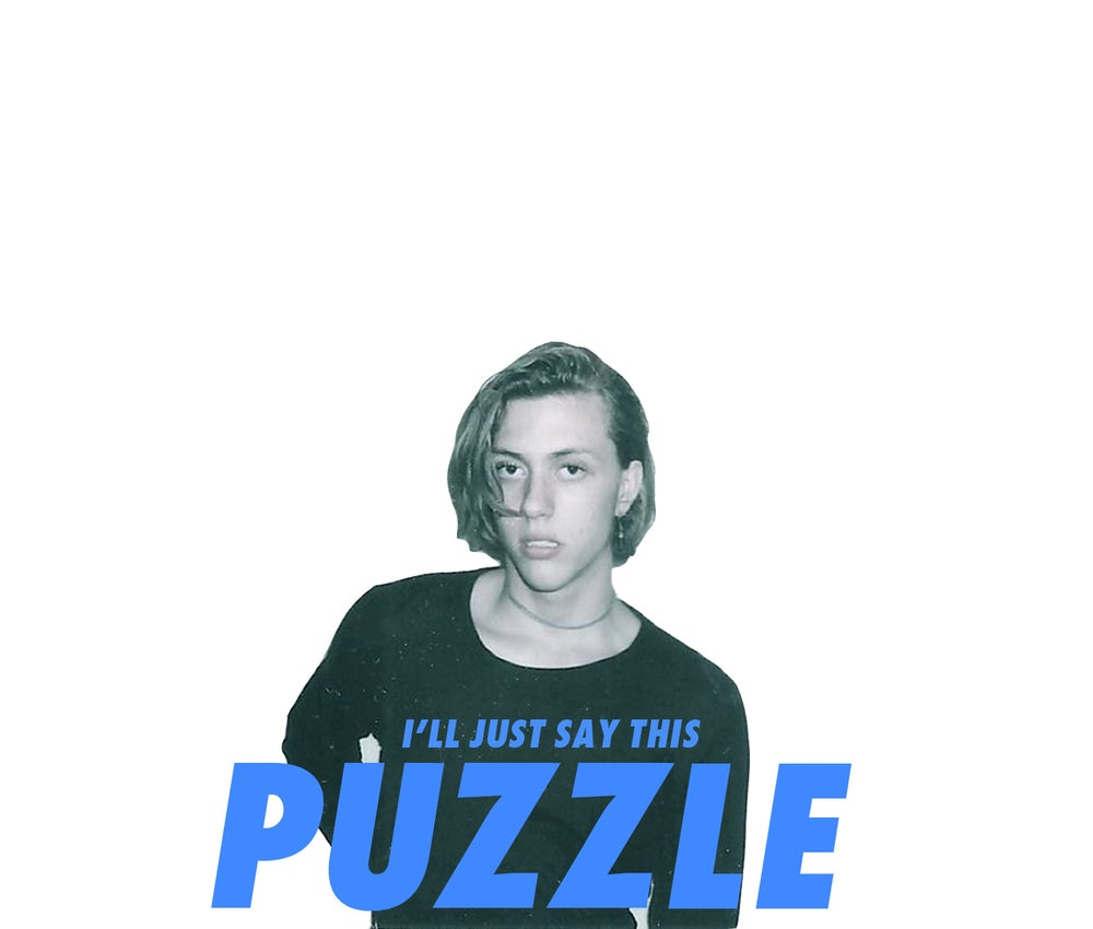 "Image of PUZZLE ""I'll Just Say This"" Ltd.50 Special Puzzle + LP edition"