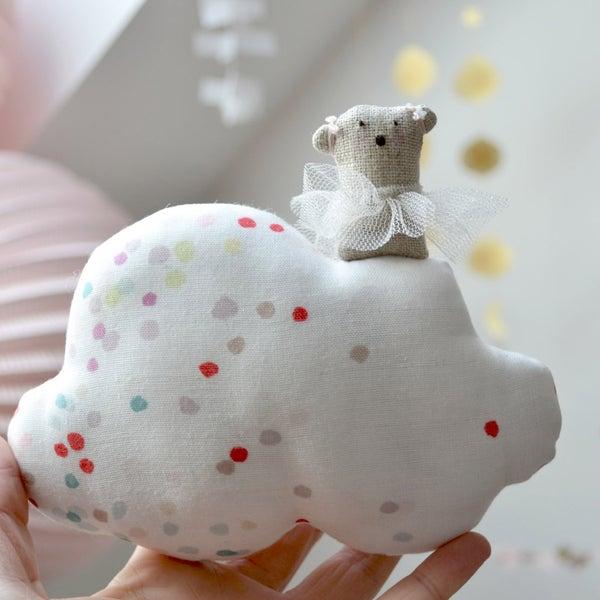 Image of Ernestine nuage confettis