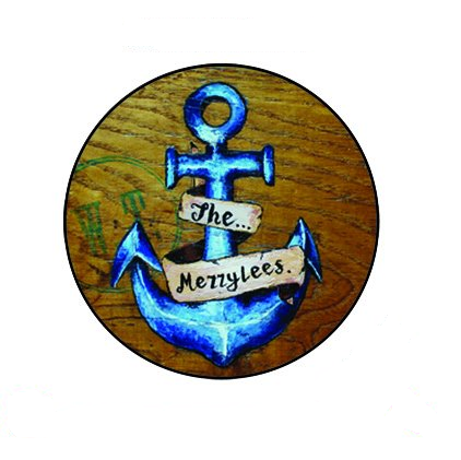 Image of Merrylees pin badge