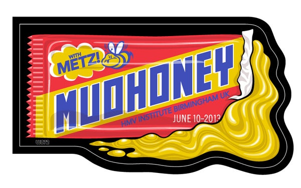 Image of Mudhoney Birmingham UK