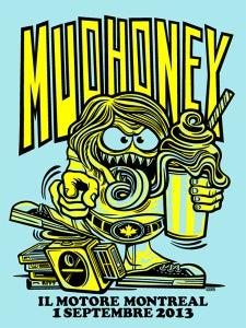 Image of Mudhoney Montreal