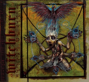 Image of WITCHBURN Compact Disc (CD) - Bathed In Blood 2013 Release