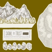 Image of Signal To Trust - Golden Armour (CD)