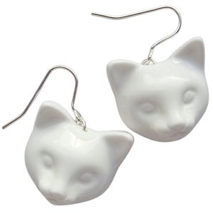 Image of Cat Earring