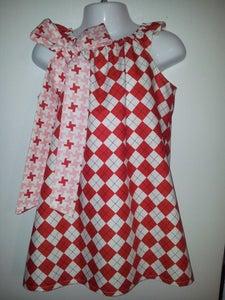Image of summer christmas dress