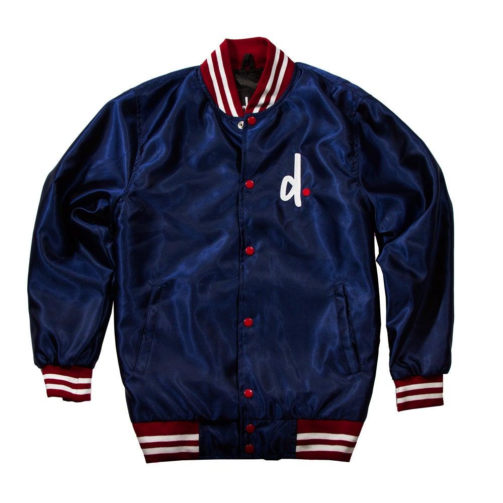 Image of B's Throwback Varsity Jacket