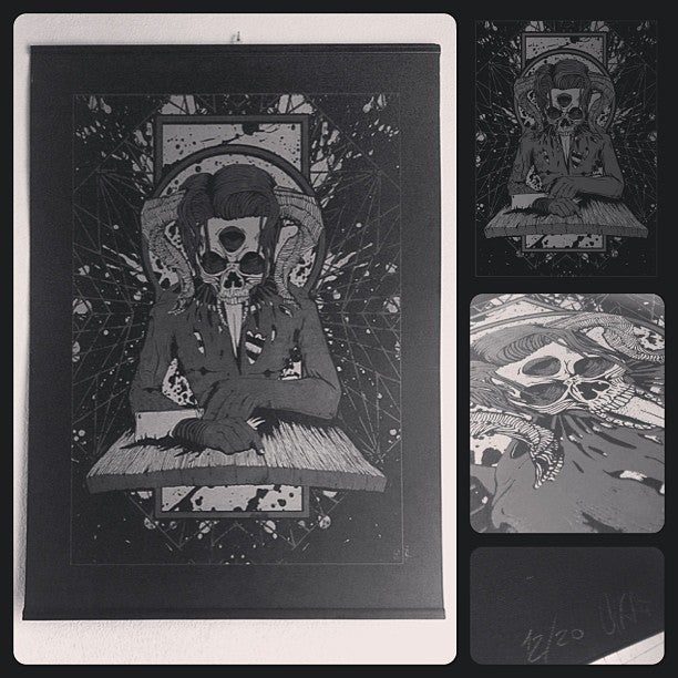 Image of Doom Butcher - SOLD OUT