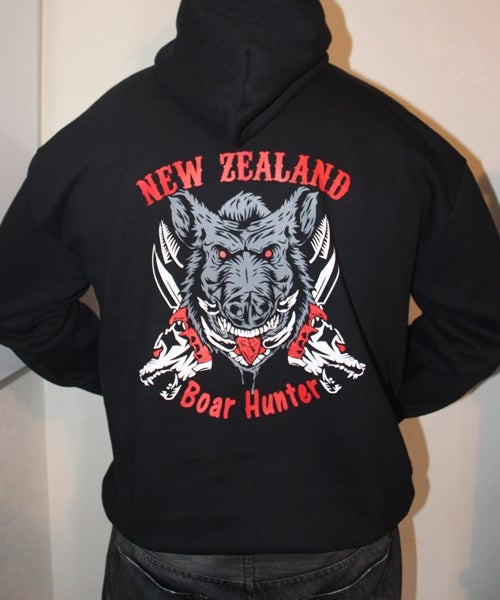 Image of New Zealand Boar Hunter Hoodie
