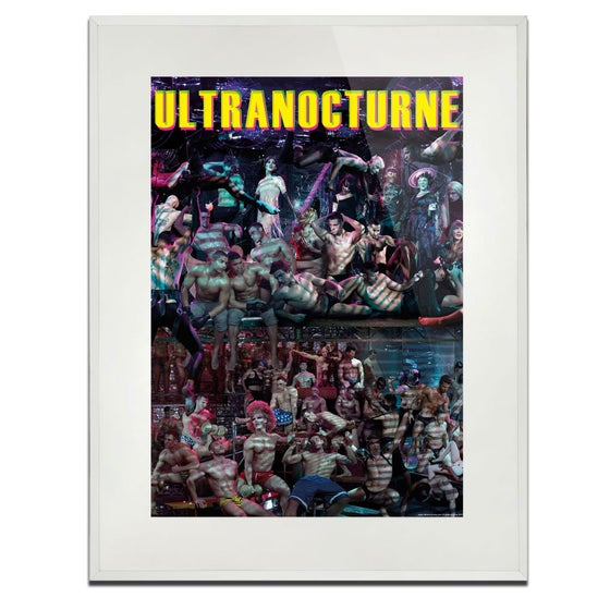 Image of ULTRANOCTURNE PRINT [Section1]