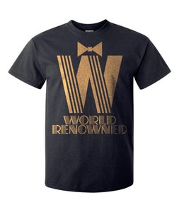 Image of  World Renowned™ Tee (Black)