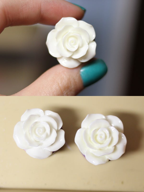 "Image of Rose Plugs (sizes 0g-1 1/2"")"